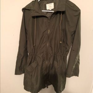 iris Jackets & Coats - Hunter green Jacket